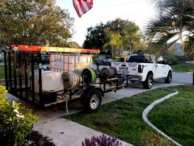 Avatar for Sandman Power washing Palm Coast, FL Thumbtack