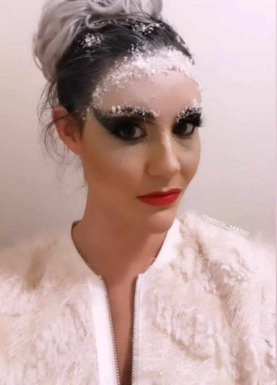 Halloween Makeup - Ice Queen