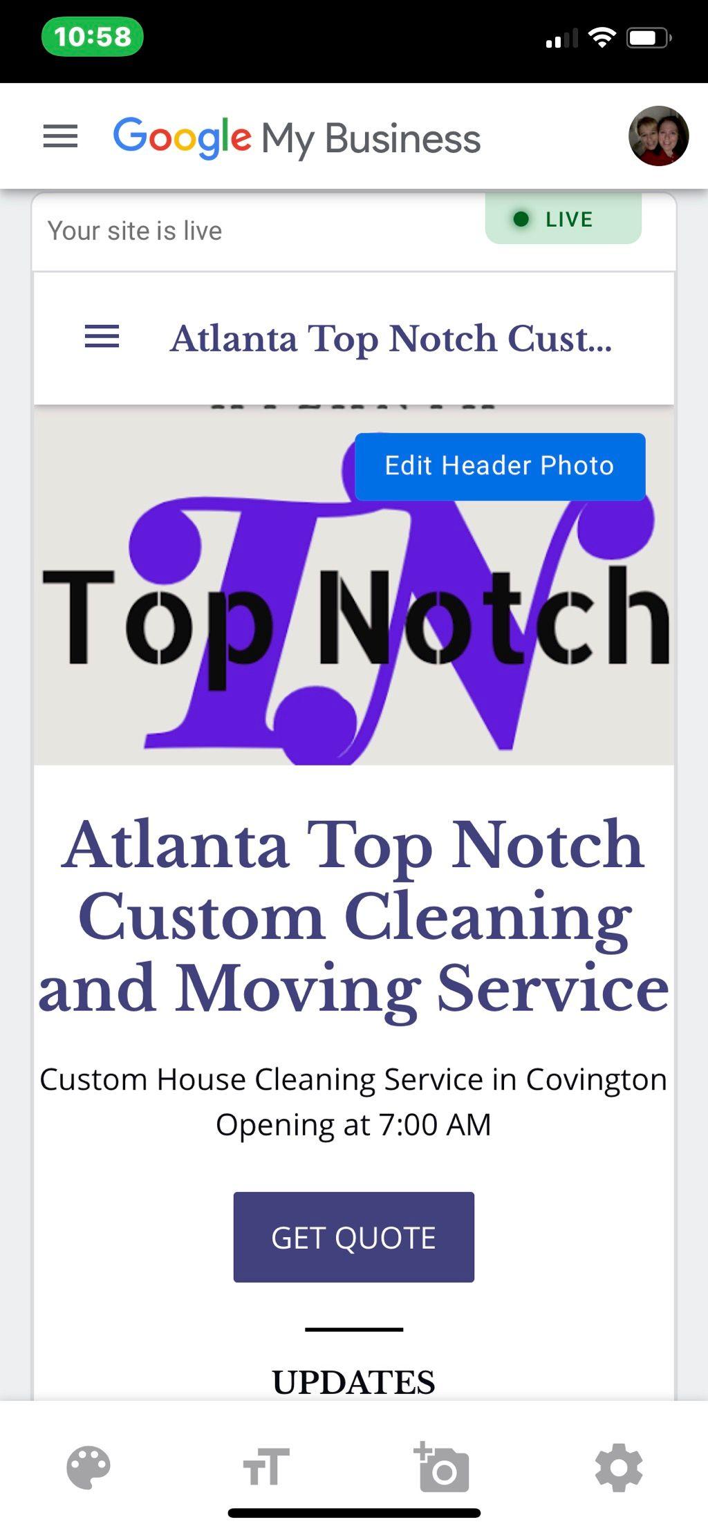 Atlanta Ateam Moving