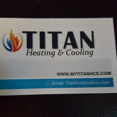 Avatar for Titan heating and cooling services, LLC. Lanham, MD Thumbtack