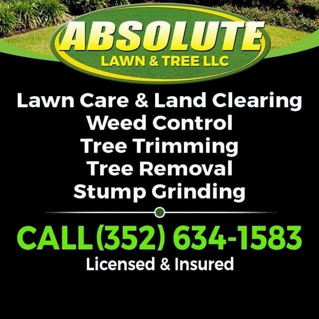 Absolute Lawn & Tree LLC