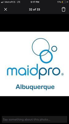 Avatar for MaidPro ABQ Albuquerque, NM Thumbtack