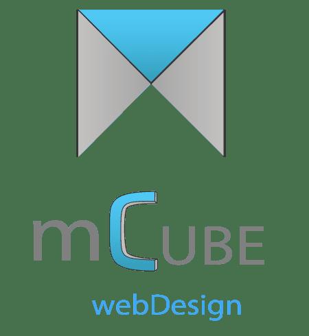 mCube webDesign Square Logo