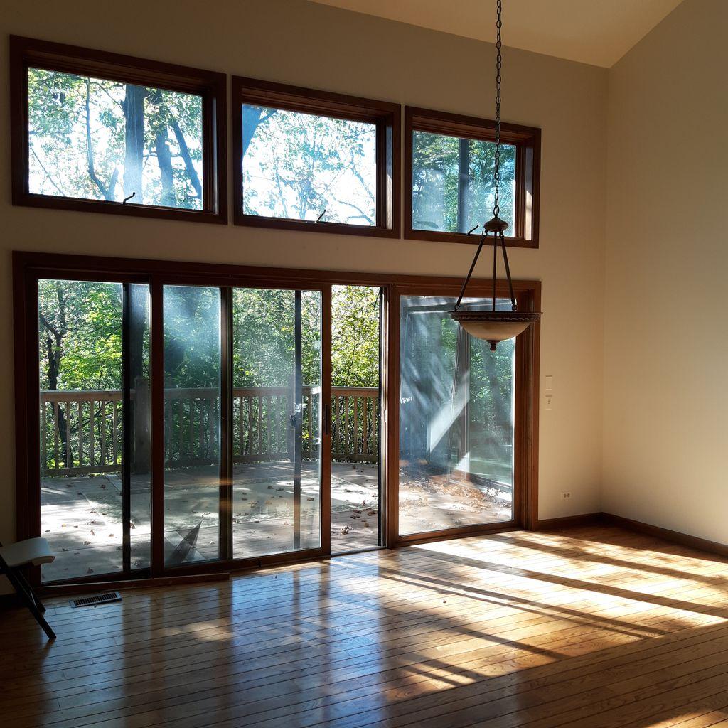 Great room modernized