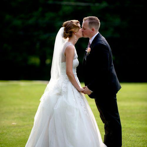 Wedding at Travis Mansion