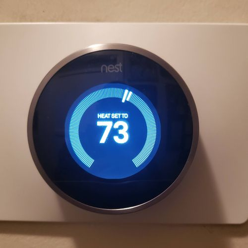 I give great prices on wifi thermostats!!!