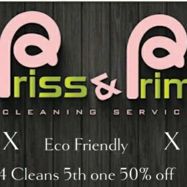 Priss & Prim Cleaning Service