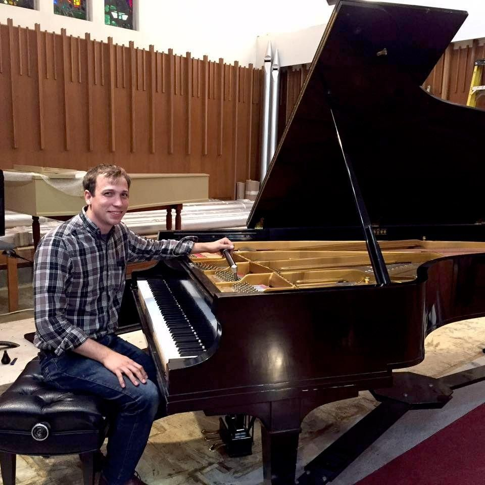 Andrew Gillispie, Piano Technician