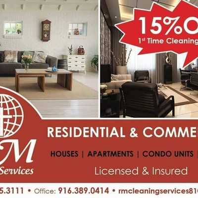 Avatar for R&M cleaning services Sacramento, CA Thumbtack