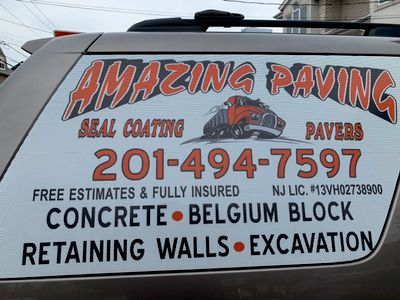 Avatar for Amazing paving Paterson, NJ Thumbtack