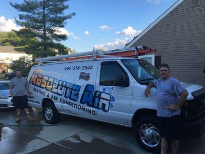 Avatar for ABSOLUTE AIR HEATING AND AIR CONDITIONING LLC Elmer, NJ Thumbtack