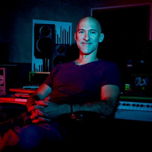 Lead Engineer and Studio Owner - Nico Laget