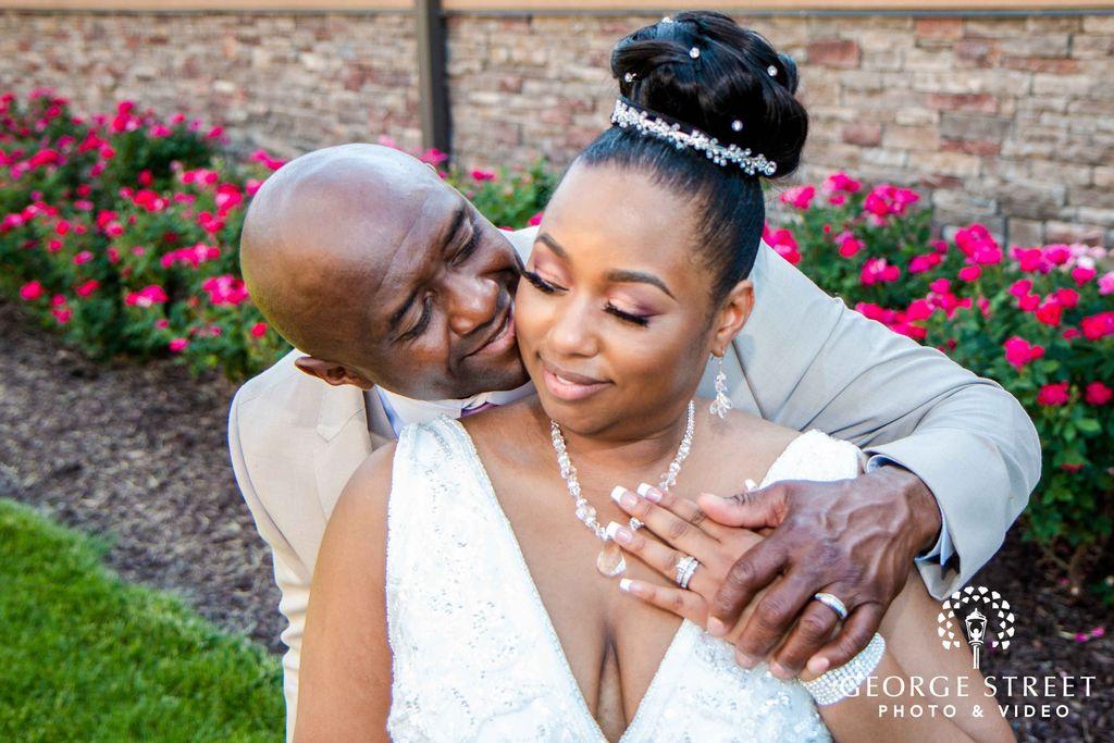 Kisha & Gerry Wedding