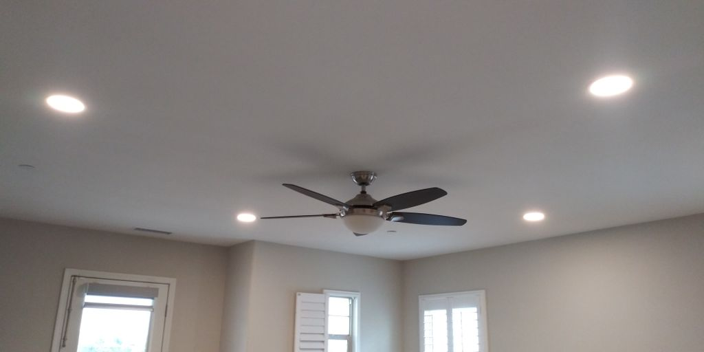 Recess Lights Installation