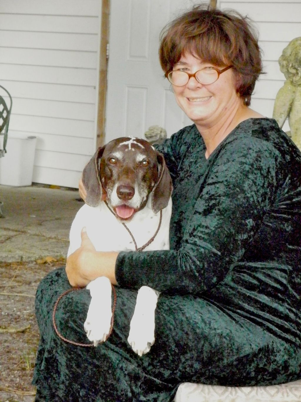 Mandy, breeder and show dogs