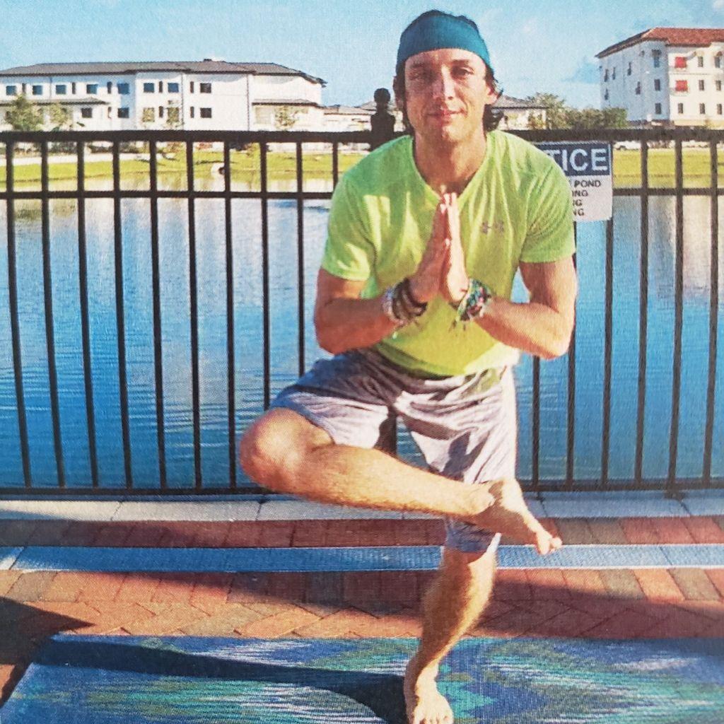 James Cheripka yoga