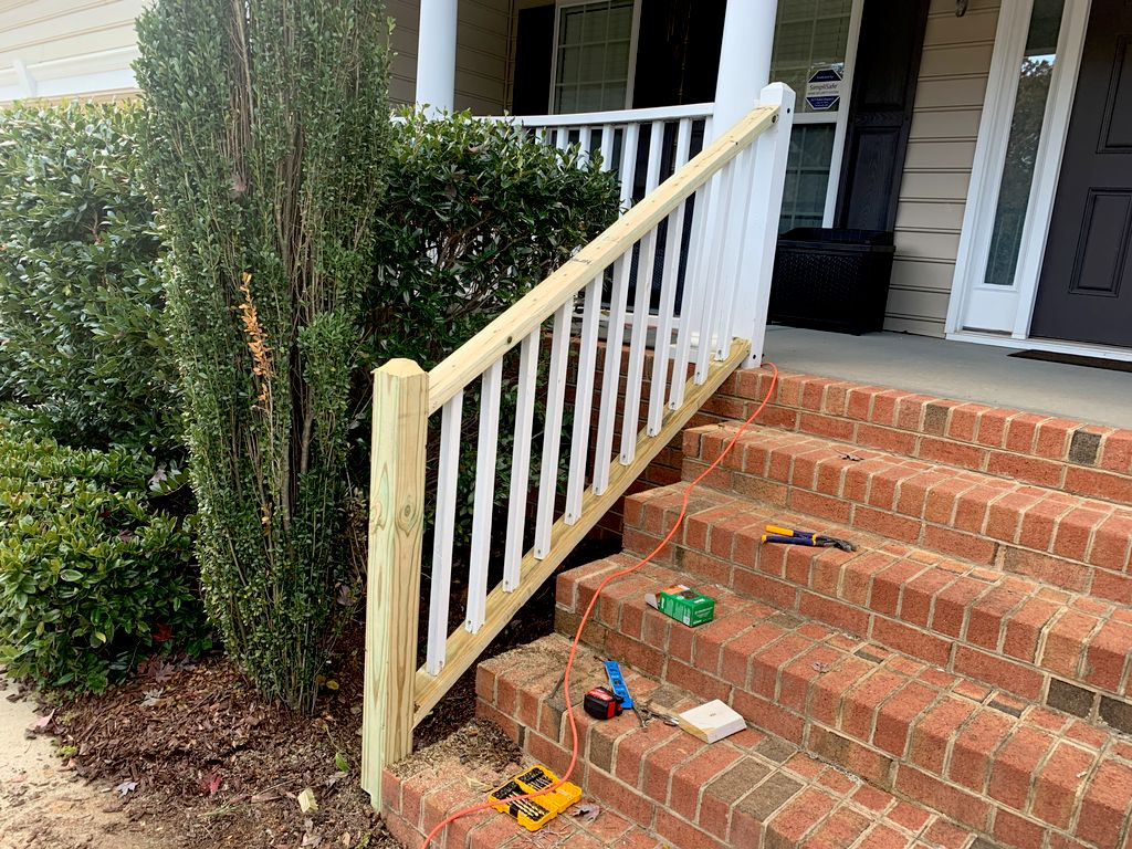 Handrail replacement
