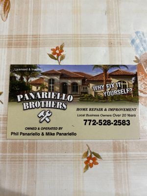 Avatar for Panariello Brothers