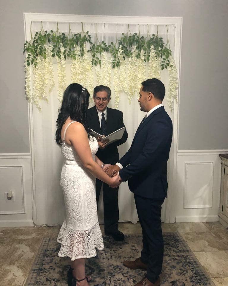 Wedding Officiant - Brooklyn 2019