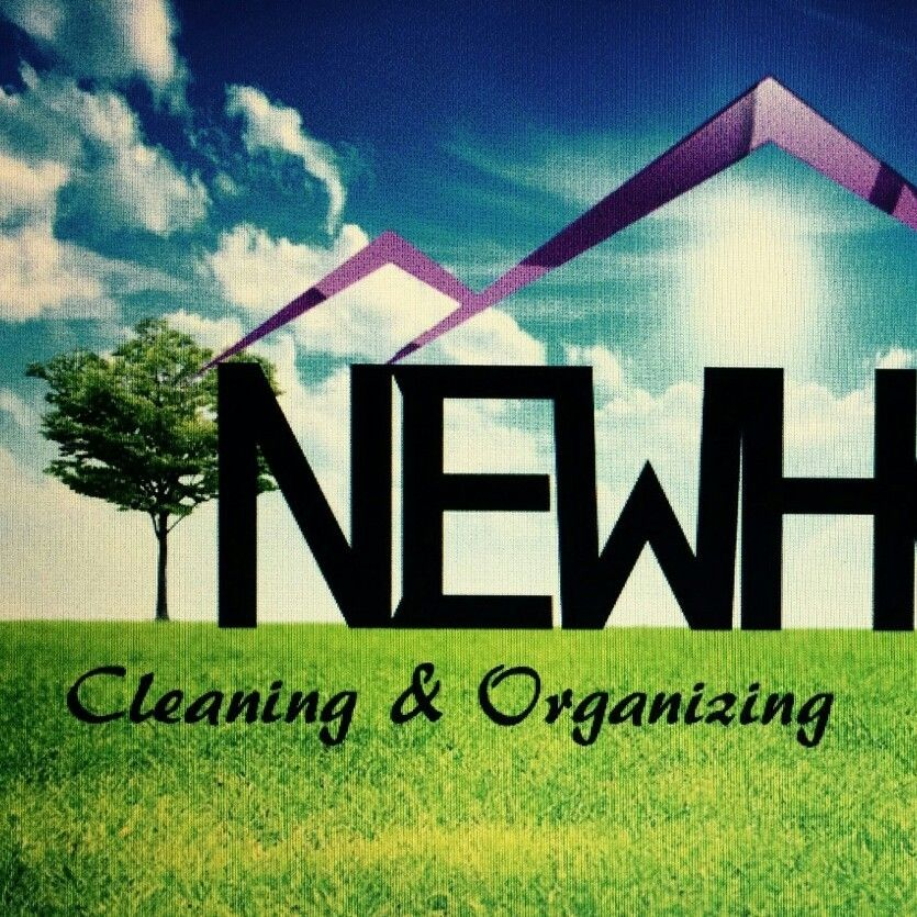 New Home Cleaning and Organizing