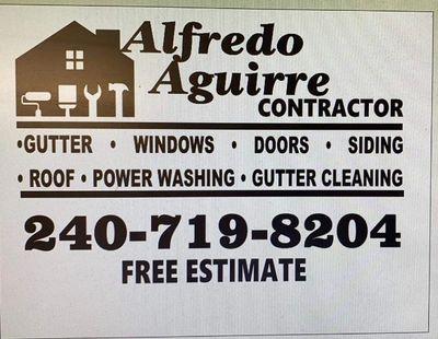 Alfredo Aguirre Contractor Hyattsville, MD Thumbtack