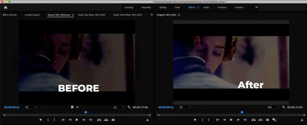 Video Editing - Flemington 2019