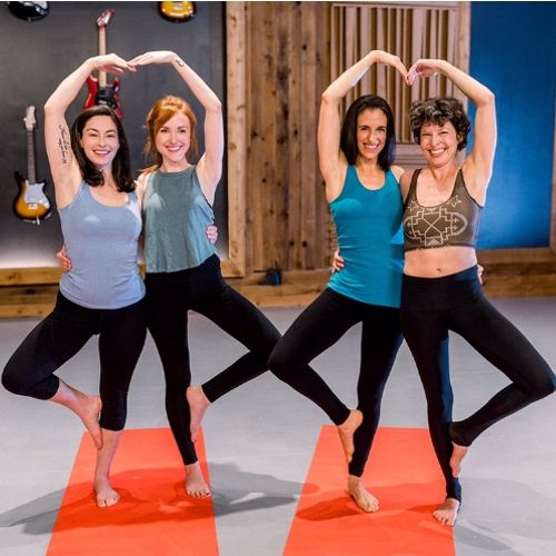 Yoga Party!