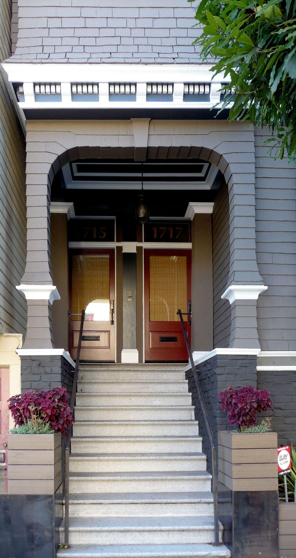 Lyon Street, San Francisco