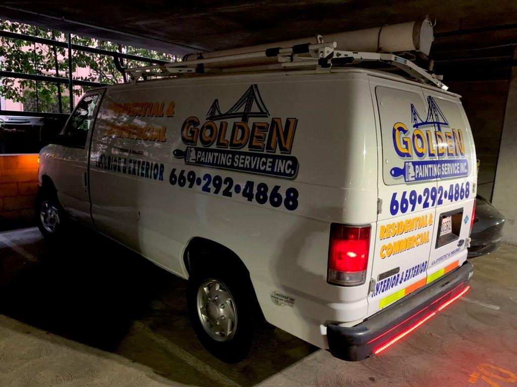 Golden Painting Service,Inc