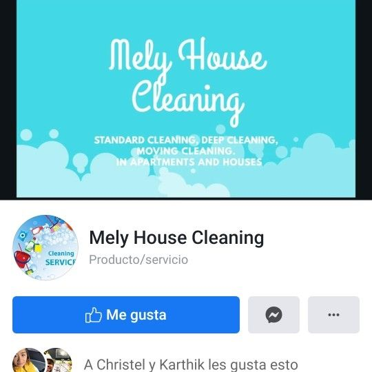 Mely House Cleaning