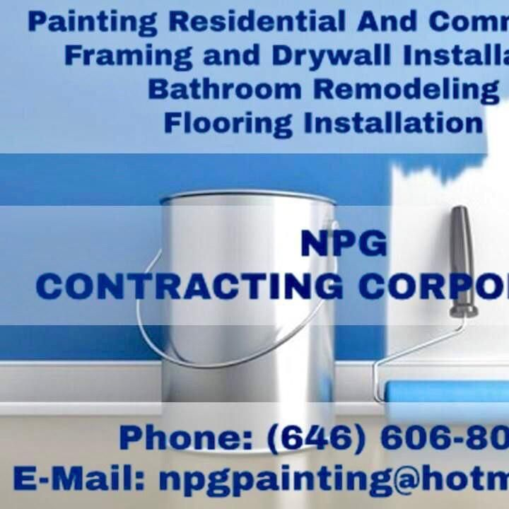 NPG Painting Contracting  Corporation