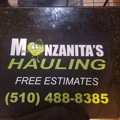 Avatar for Junk Removal/Manzanita's Hauling Oakland, CA Thumbtack