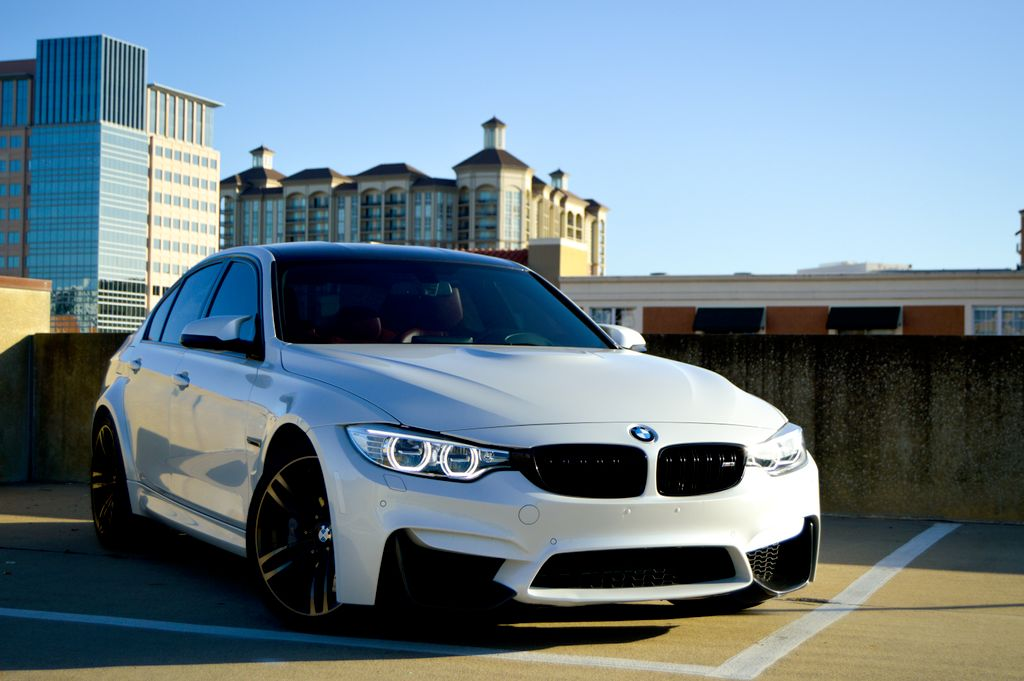 BMW M3 Photoshoot