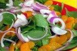 Fruit, Nut & Gorgonzola Salad
