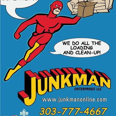 Avatar for Junkman Enterprises Denver, CO Thumbtack