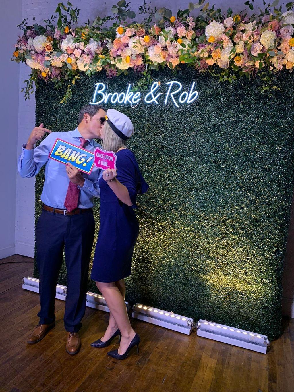 Robbys Wedding