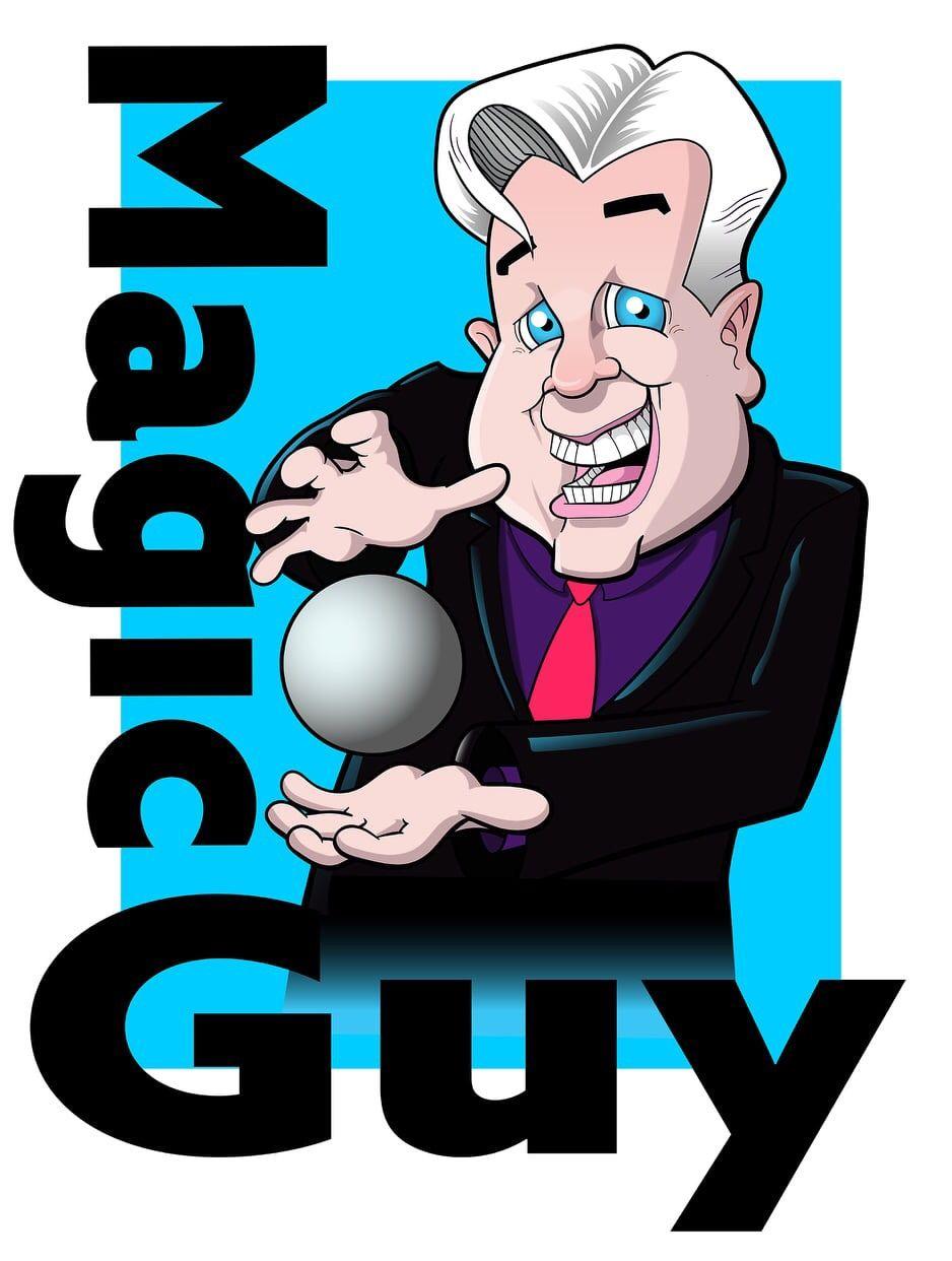 Guy Copland - The Original Magic Guy