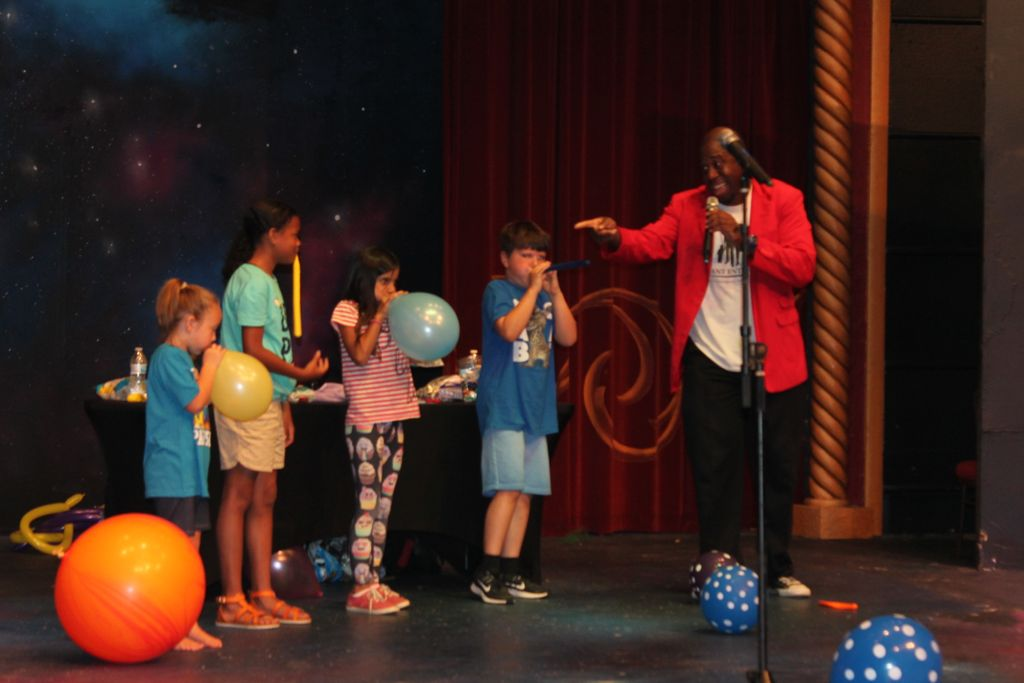 The Balloon Show June 2019