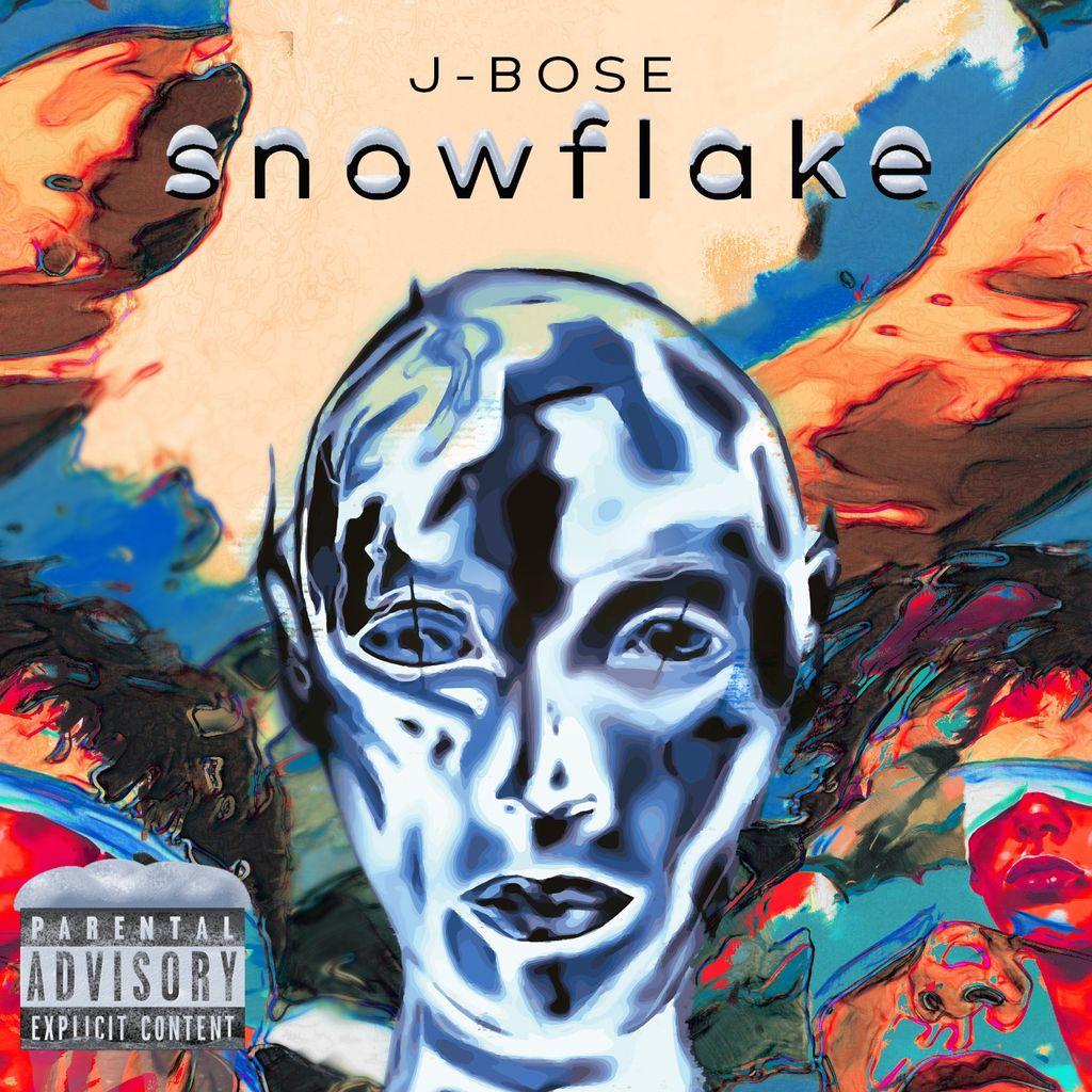 Snowflake by J-Bose
