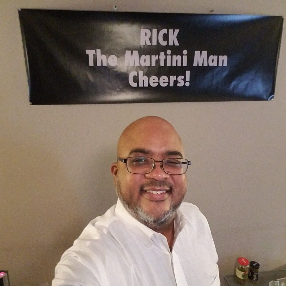 Rick The Martini Man Certified and Licensed Bar...