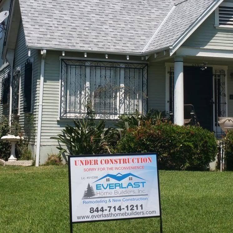 Everlast Home Builders Inc