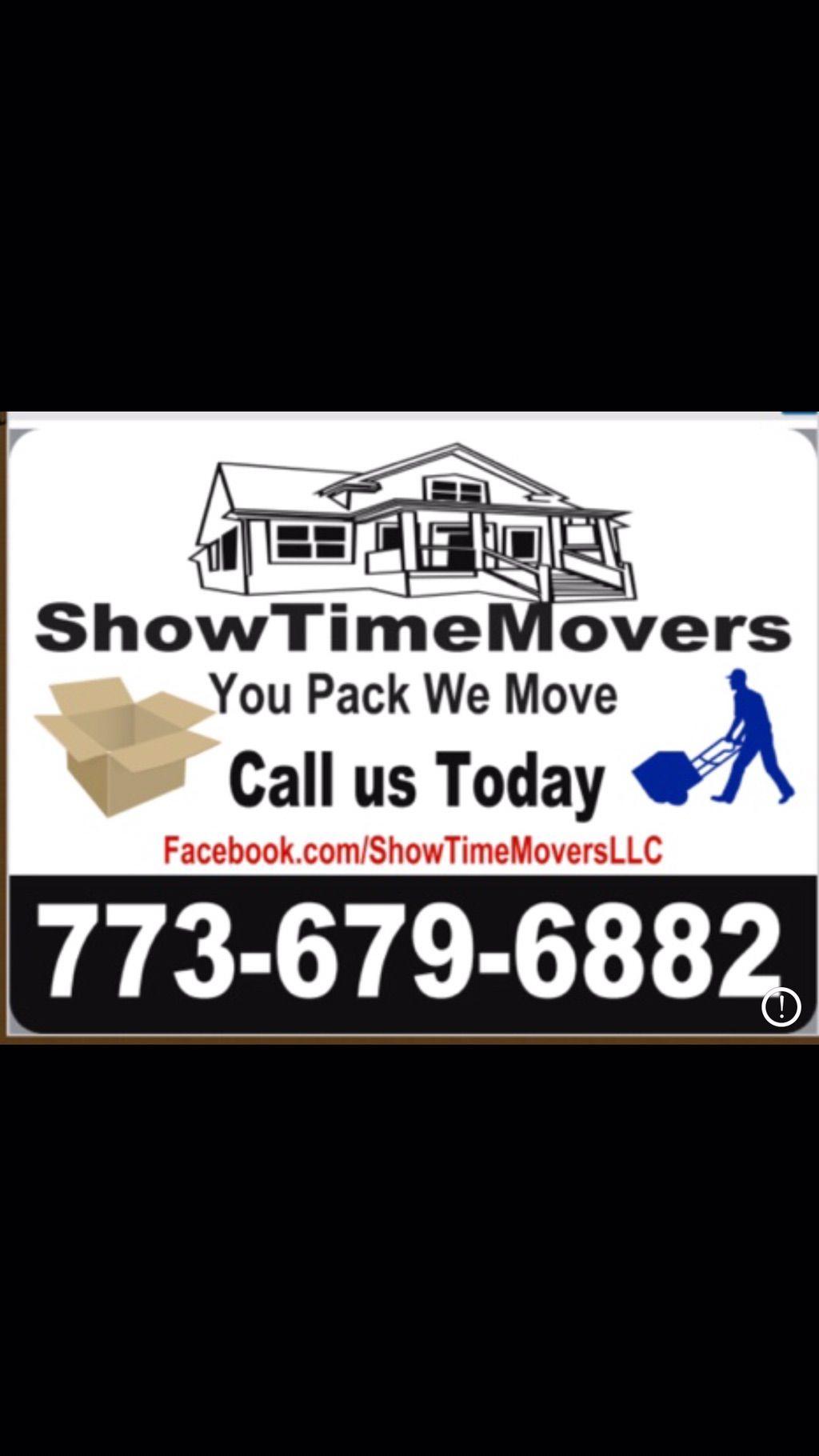 ShowTimeMovers LLC