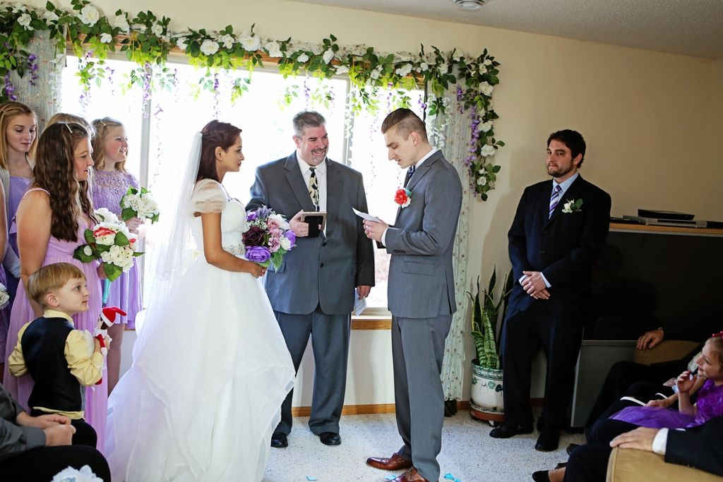 Wedding Officiant - Andover 2019