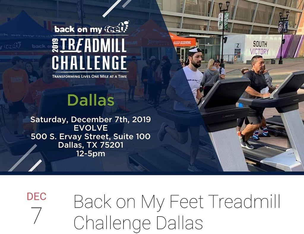 Treadmill Challenge - Corporate Event