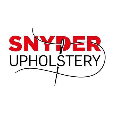 Avatar for Snyder Upholstery Rochester, NY Thumbtack