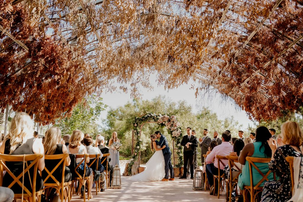 Wedding at Ethereal Gardens