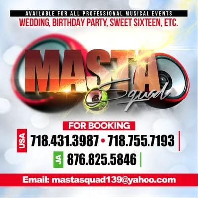 Avatar for MASTA SQUAD SOUND