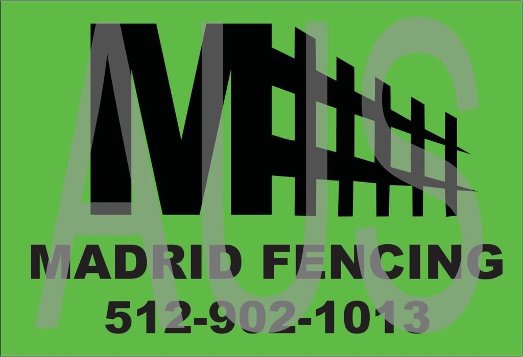 Madrid landscaping and Fencing service