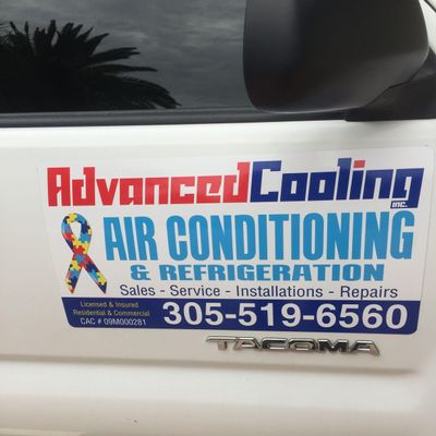 Avatar for Advanced Cooling Inc. Miami, FL Thumbtack