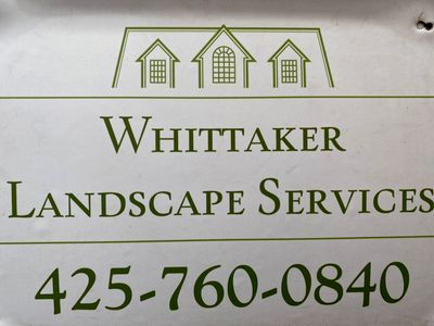 Avatar for Whittaker Landscape Services Lake Stevens, WA Thumbtack